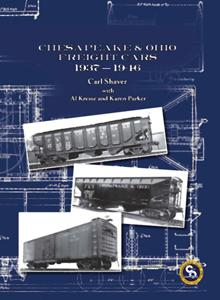 C&O Freight Cars 1937-1946