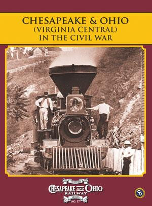 C&O Virginia Central in the Civil War