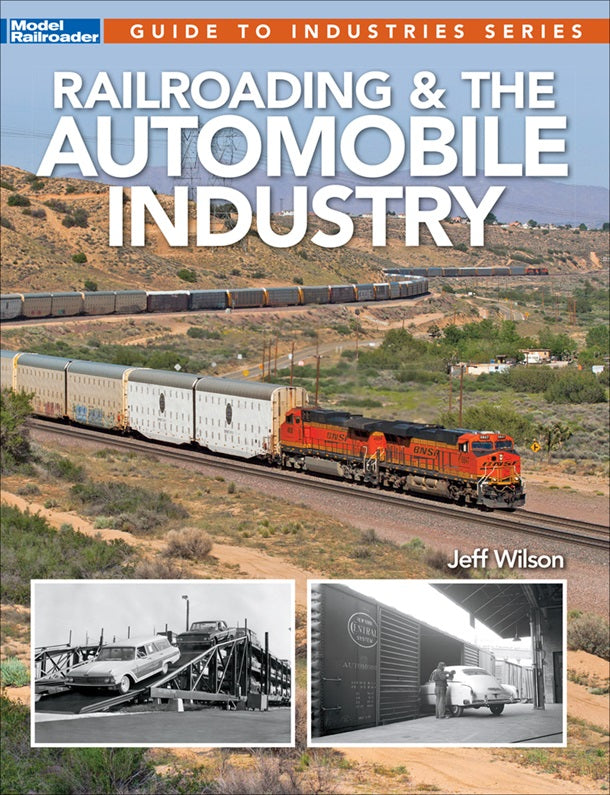Railroading & the Automobile Industry Book