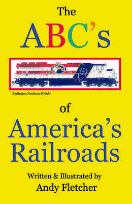 ABC's of American Railroad Book