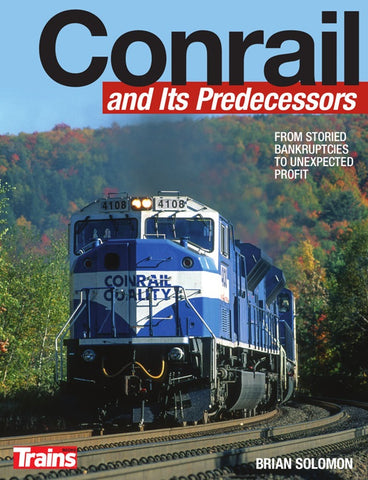 Conrail and Its Predecessors Book