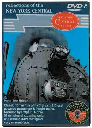 Reflections of the New York Central DVD
