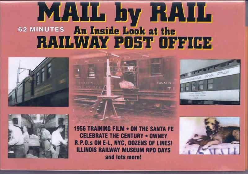 Mail by Rail DVD
