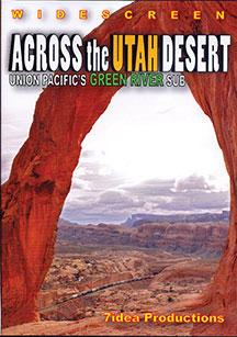 Across the Utah Desert