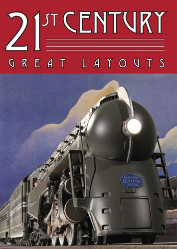 21st Century Great Layouts DVD