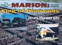 Marion: King of Diamonds: 2016 Longest Day DVD