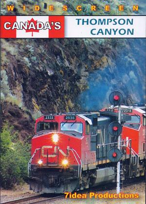 Canada's Thompson Canyon DVD