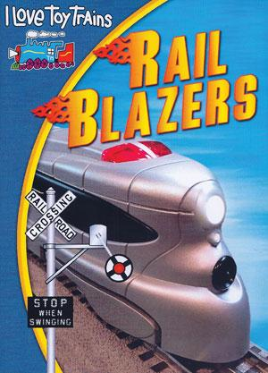 I Love Toy Trains-Rail Blazers DVD