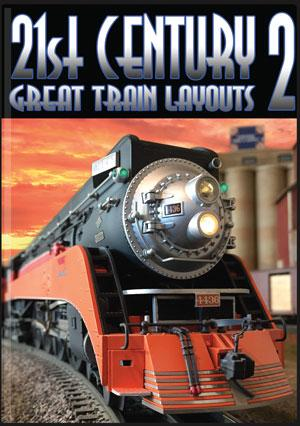 21st Century Great Train Layouts: Part 2 DVD
