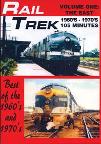 Rail Trek Vol. 1 - The East DVD