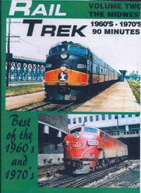 Rail Trek Vol 2- The Midwest DVD