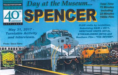 Day at the Museum - Spencer DVD
