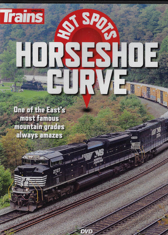 Hot Spots Horseshoe Curve DVD