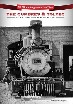 The Cumbres & Toltec DVD