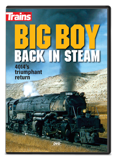 Big Boy: Back in Steam DVD