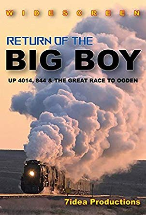 Return of the Big Boy DVD
