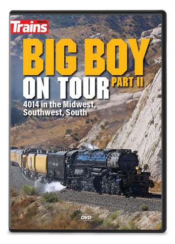Big Boy on Tour: Part 2 DVD
