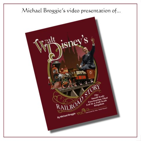 Walt Disney Railroad Story DVD