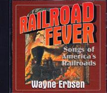 Railroad Fever CD