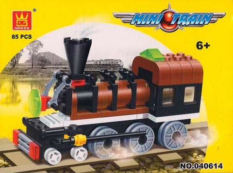 85 Piece Locomotive Set