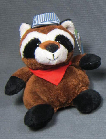 Plush Racoon Engineer