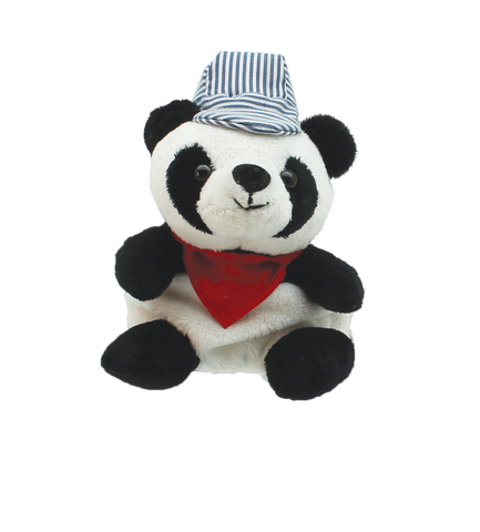 Plush Panda Engineer