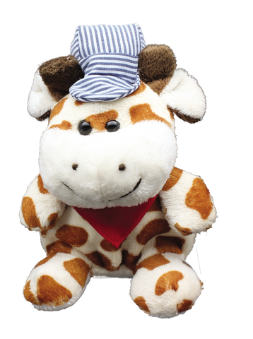 Giraffe Plush Animal Engineer