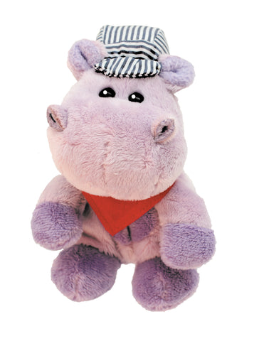Hippo Plush Animal Engineer