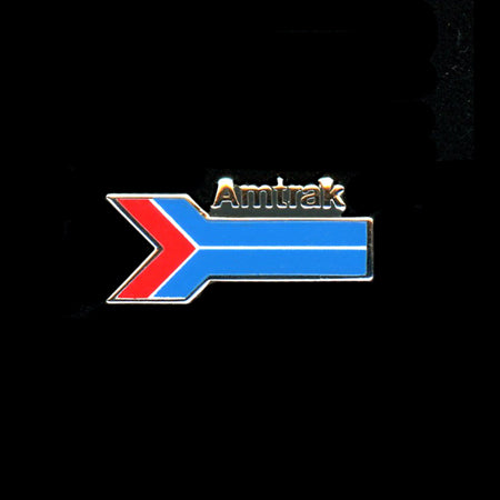 Amtrak Arrow Railroad Pin