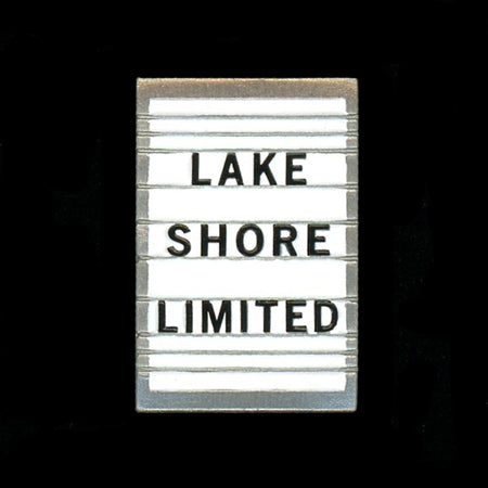 Lake Shore Limited Railroad Pin