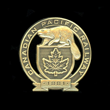 Canadian Pacific Railroad Pin