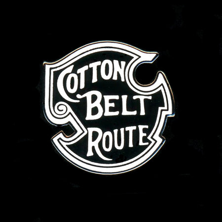 Cotton Belt Route Railroad Pin