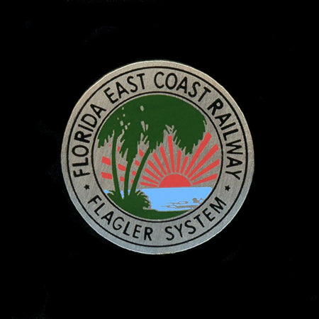 Florida East Coast Railway Railroad Pin