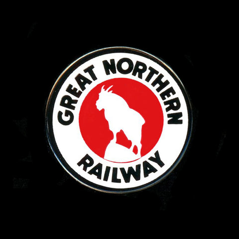 Great Northern Railroad Pin
