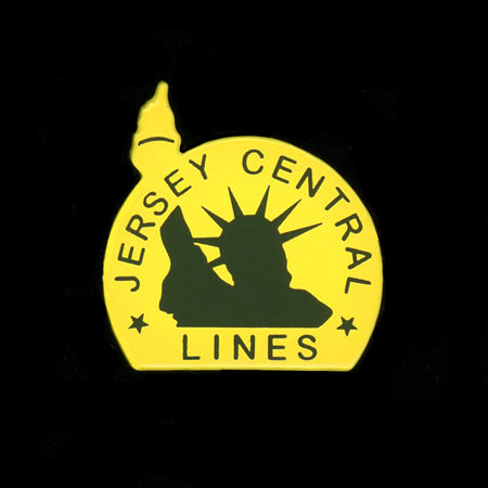 Jersey Central Railroad Pin