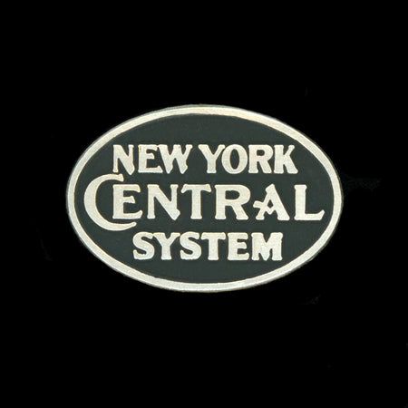New York Central System Railroad Pin