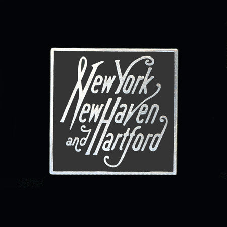 New York New Haven and Hartford Railroad Pin