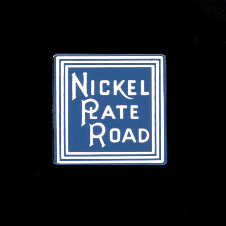 Nickel Plate Road Railroad Pin