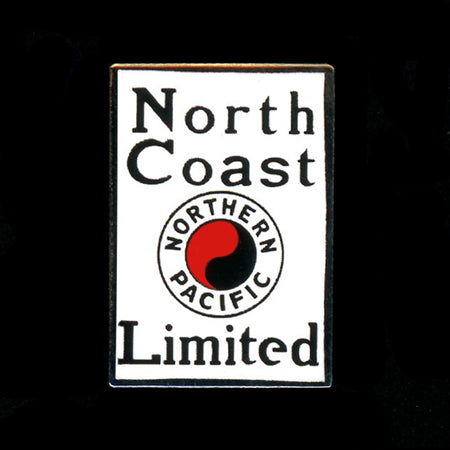 North Coast Limited Railroad Pin