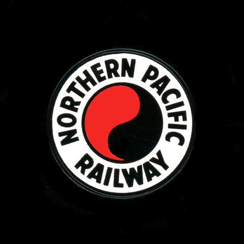 Northern Pacific Railway Railroad Pin