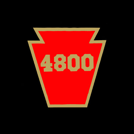Pennsylvania #4800 GG1 Railroad Pin