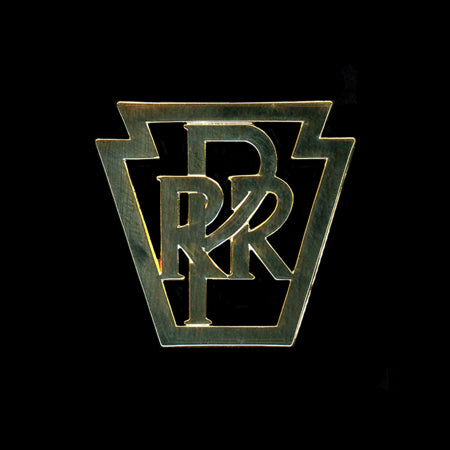 Pennsylvania RR Conductor's Pin