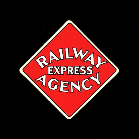 Railway Express Agency Railroad Pin