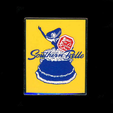 Southern Belle Railroad Pin