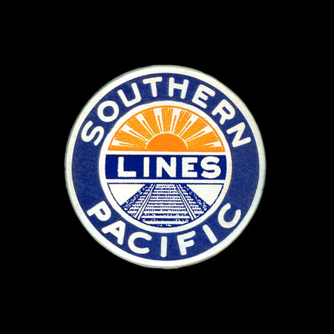 Southern Pacific Lines Railroad Pin