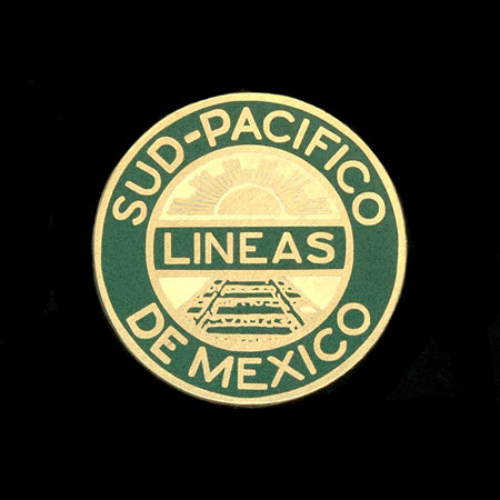 Sud-Pacifico de Mexico Lineas Pin