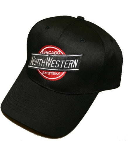 Chicago & Northwestern Logo Hat