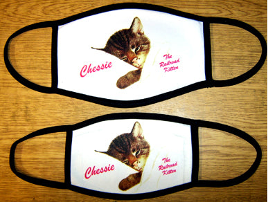 Chessie RR Kitten Large Mask