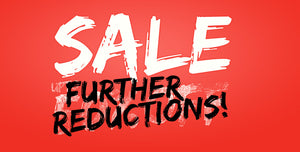 Our sale prices have been reduced....AGAIN!!