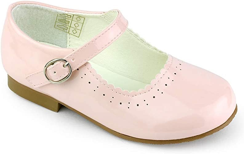 NEW STYLE Junior Mary Jane Shoes in Pink
